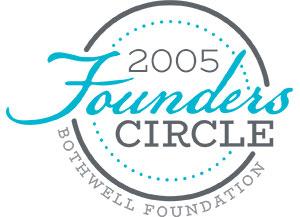 Bothwell Foundation 2005 Founders Circle Logo