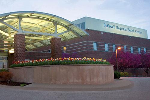 Bothwell Regional Health Center entrance