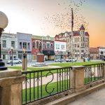 Historic Sedalia Missouri buildings