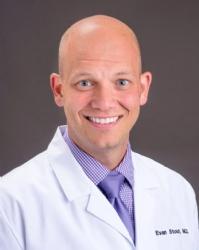 Dr. Evan Stout Headshot