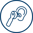 Ear, Nose and Throat Icon