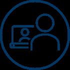 Virtual Visit icon