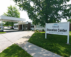 Bothwell Education Center exterior