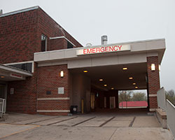 Bothwell Emergency Department exterior