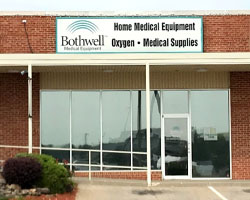 Bothwell Medical Equipment Exterior