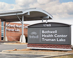 Bothwell Health Center Truman Lake exterior