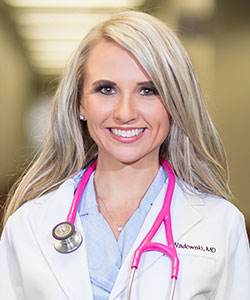 Lisa Wadowski, MD headshot