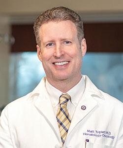 Matt Triplett, MD headshot
