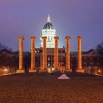 University of Missouri columns